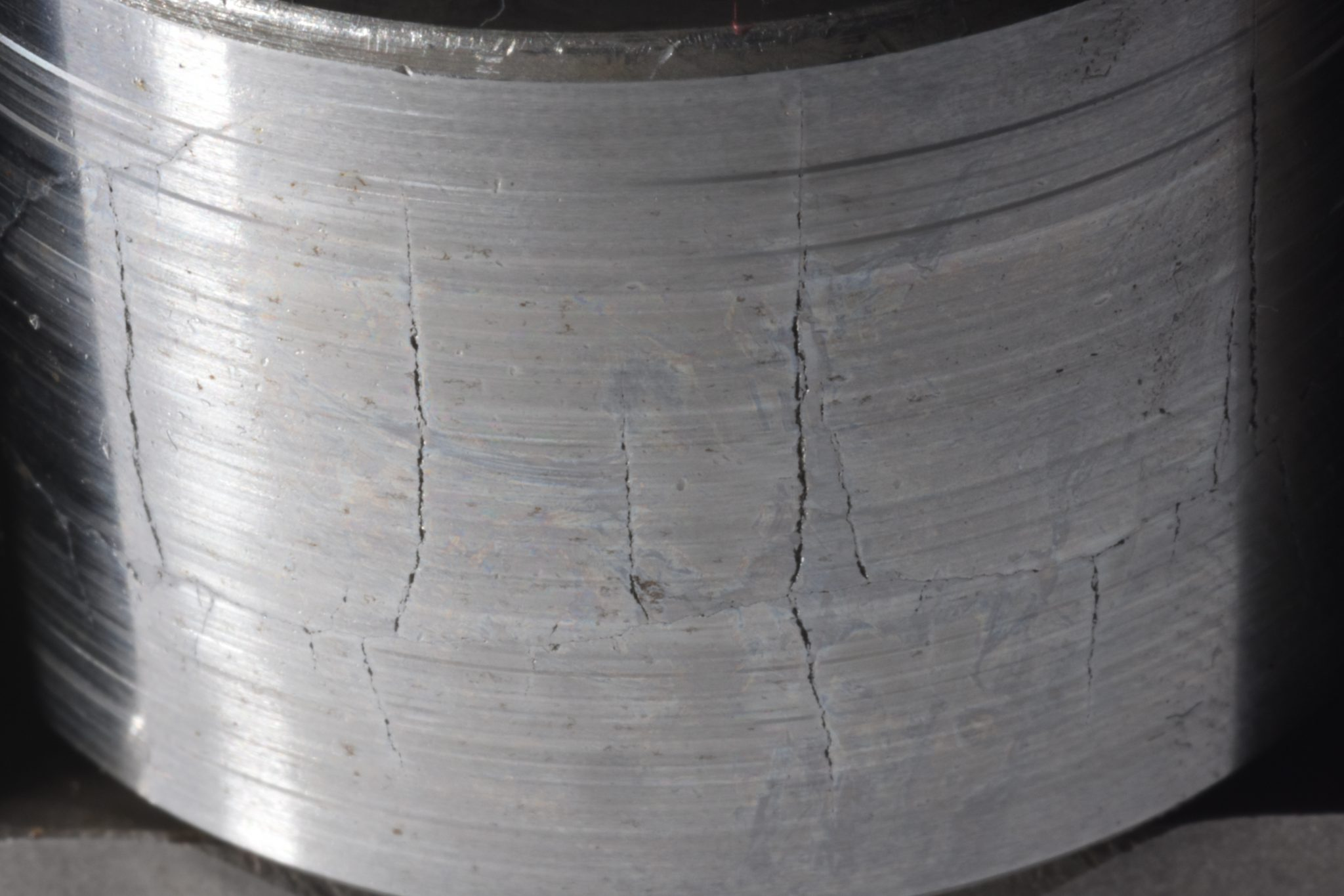 Roller bearing failure analysis
